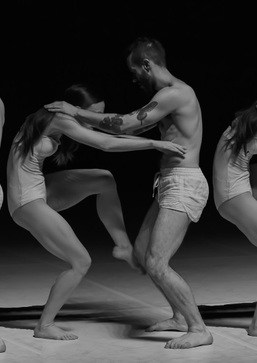Emanuel Gat Dance | SACRE | WORKS | FLOW3