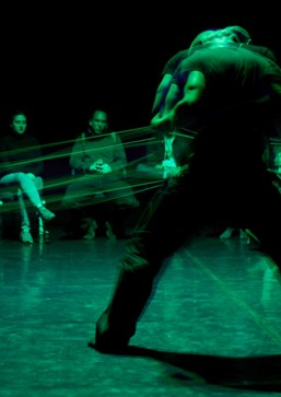 InsoundOut: Central Europe Dance Theatre (Budapest, HU)